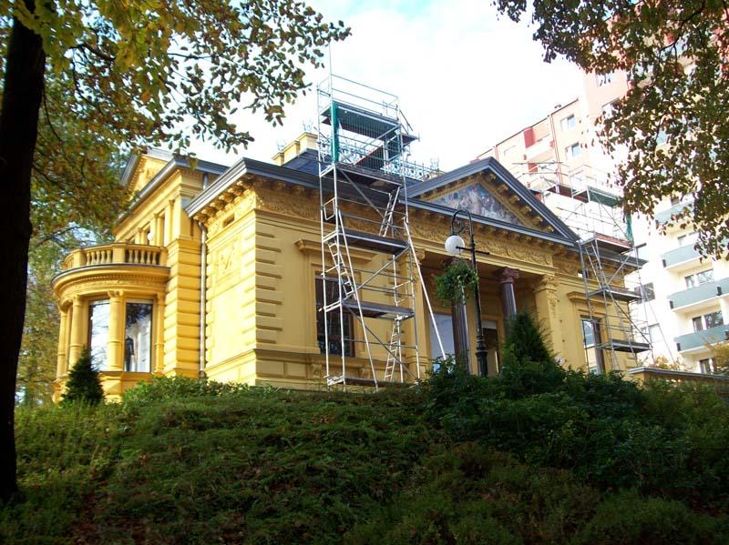 Villa Oechsler Heringsdorf