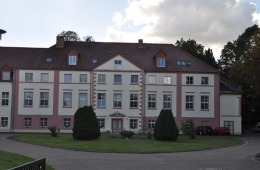 Pflegeheim des DRK, Lübbersdorf bei Friedland