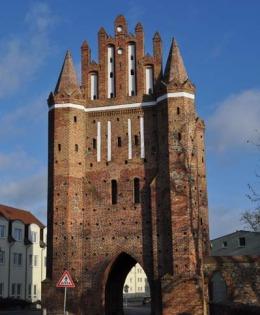 Neubrandenburger Tor, Friedland
