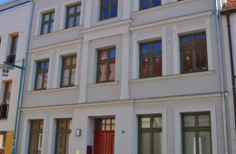 Güstrow, Lange Straße